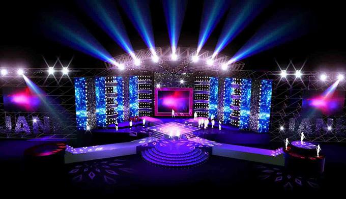 舞台灯光道具