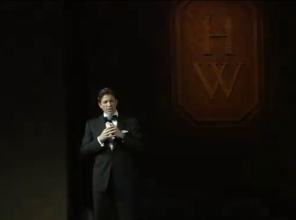 Harry Winston珠宝庆祝酒会
